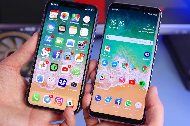 Продажи телефонов повсей планете уменьшаются