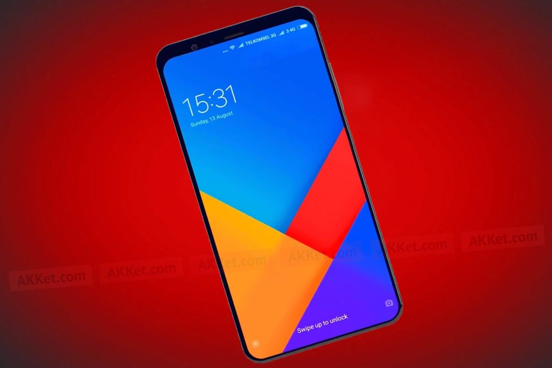 Инсайдеры показали экранную панель нового телефона Xiaomi Mi7