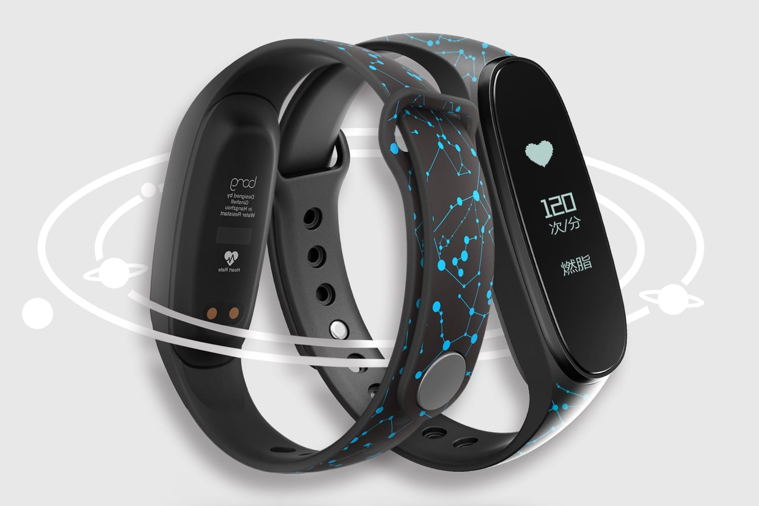 xiaomi mi band 3. Black Bedroom Furniture Sets. Home Design Ideas
