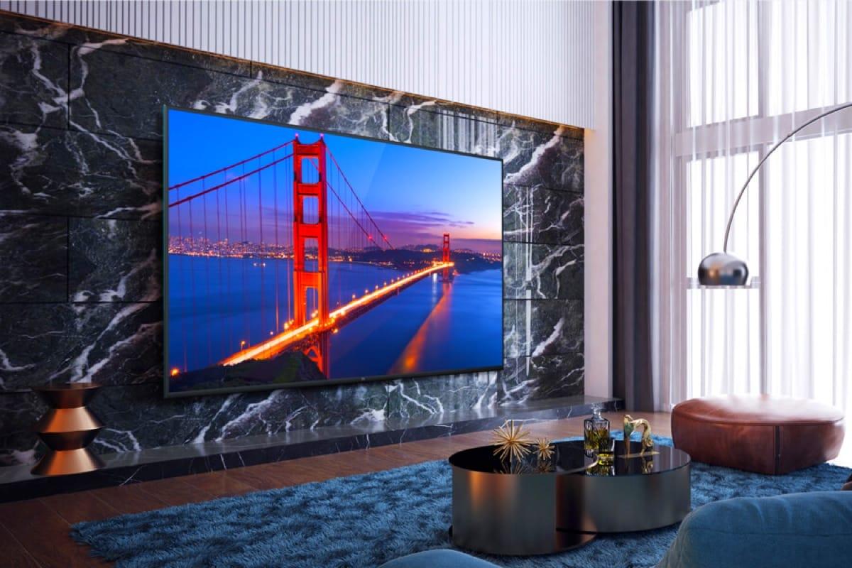 Анонс Xiaomi MiTV 4— ошеломляющий 75-дюймовый телевизор сразрешением 4K