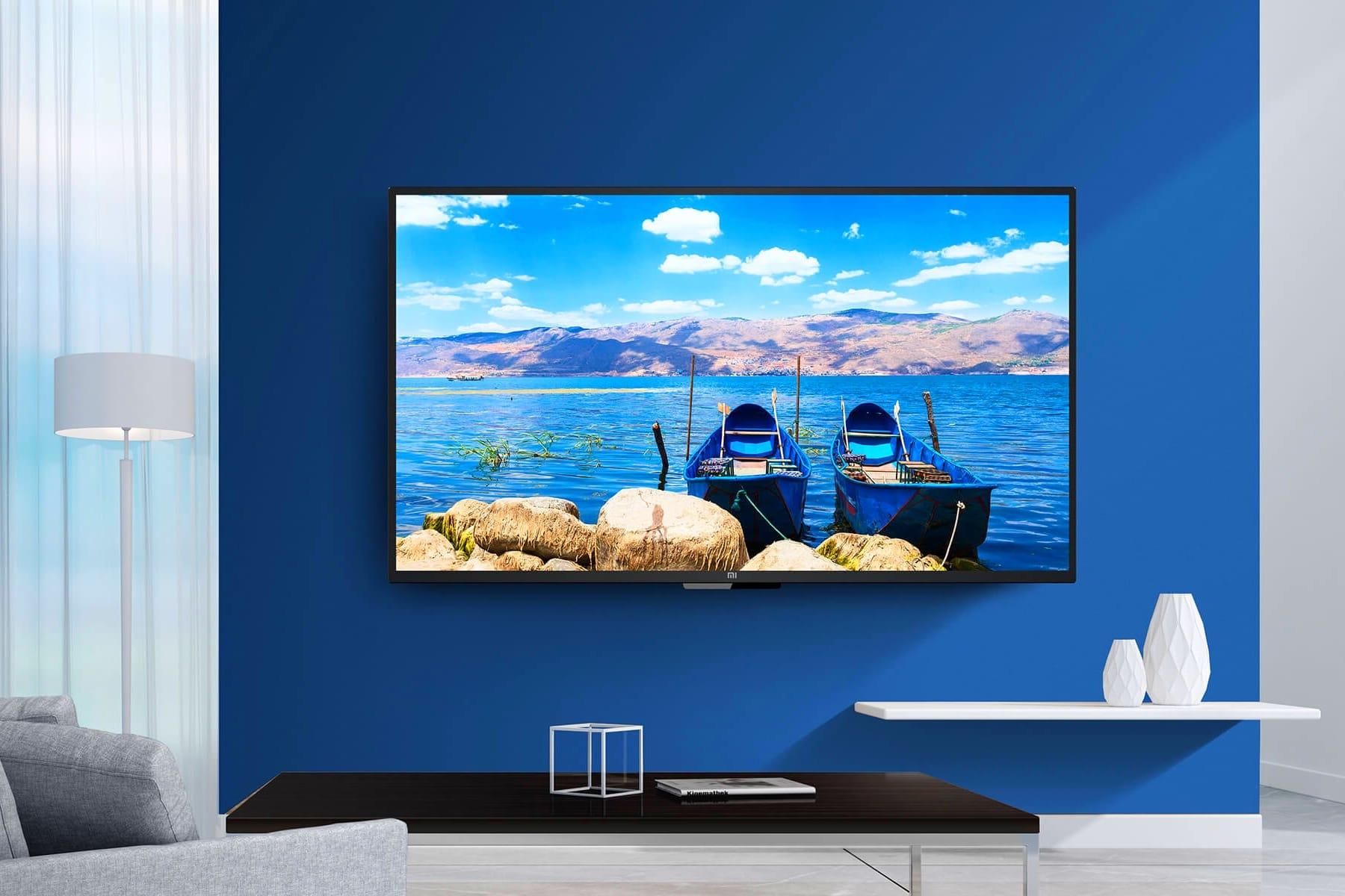 50-дюймовый 4К телевизор Xiaomi MiTV 4S оценили в $380