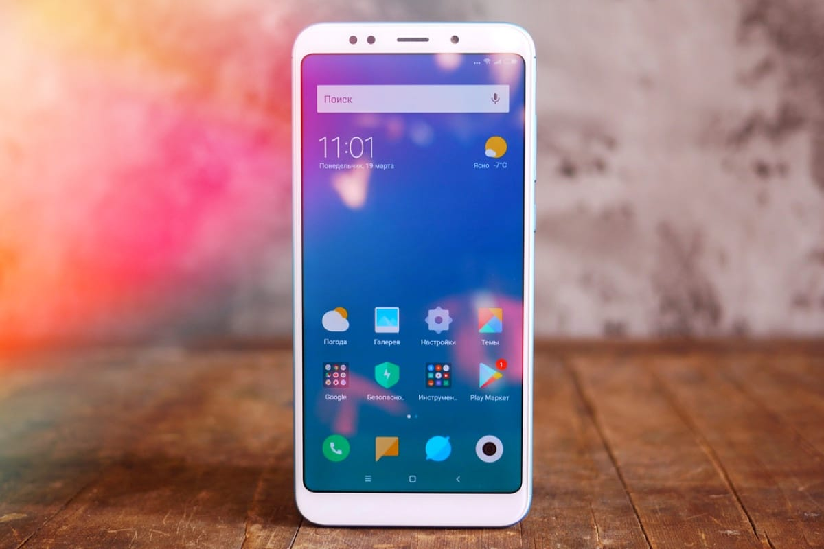 Xiaomi представила безрамочный смартфон для селфи