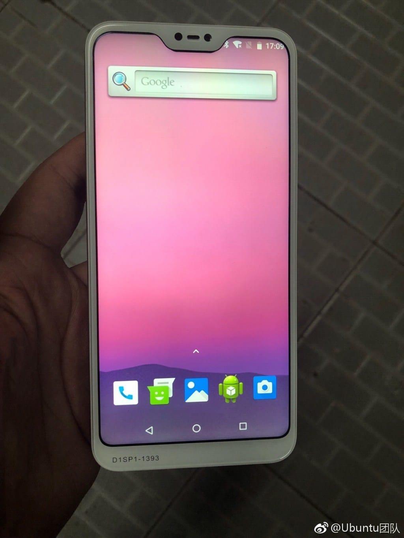 В Сети замечен смартфон Xiaomi Redmi 6 с монобровью