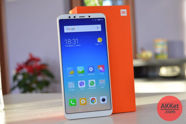 Неизвестный смартфон Xiaomi с экраном на5,45 дюймов замечен вTENAA