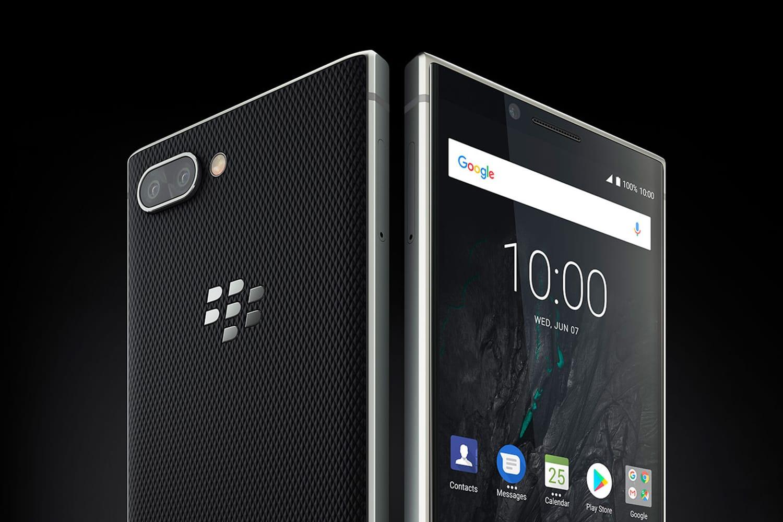 0 Анонс Black Berry KEY2 – современный смартфон с физической клавиатурой