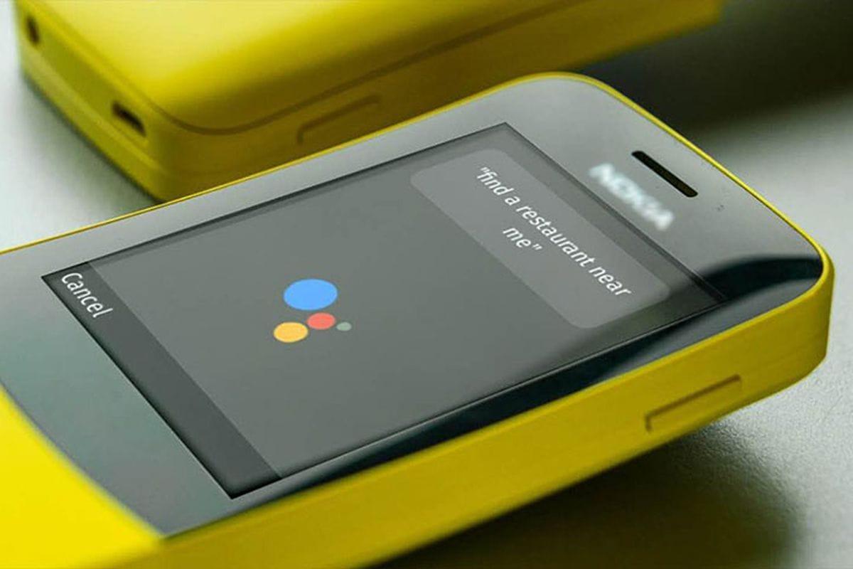 Google возродит кнопочные телефоны Nokia