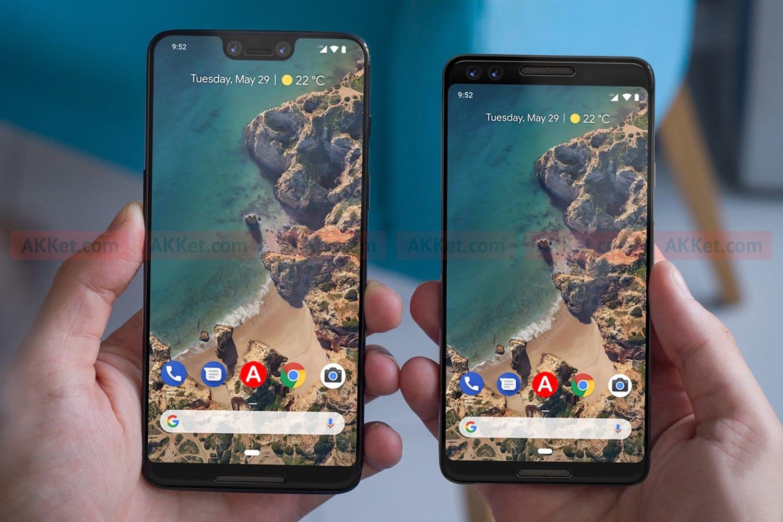 Вырез и двойная камера. Появилось первое фото Google Pixel 3 XL