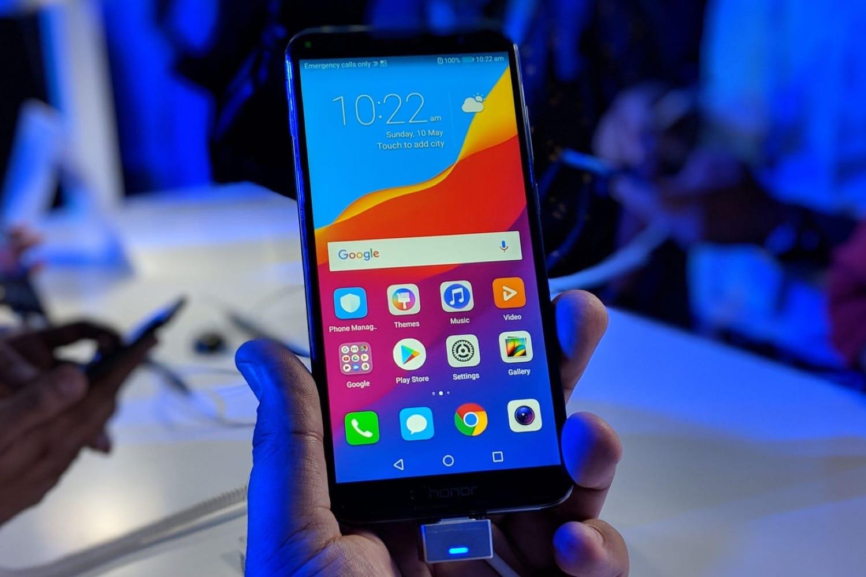 Смартфон Huawei Honor Play получил топовый чипсет Kirin 970