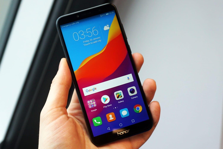 Huawei представила смартфон Honor Play с«пугающей» технологией