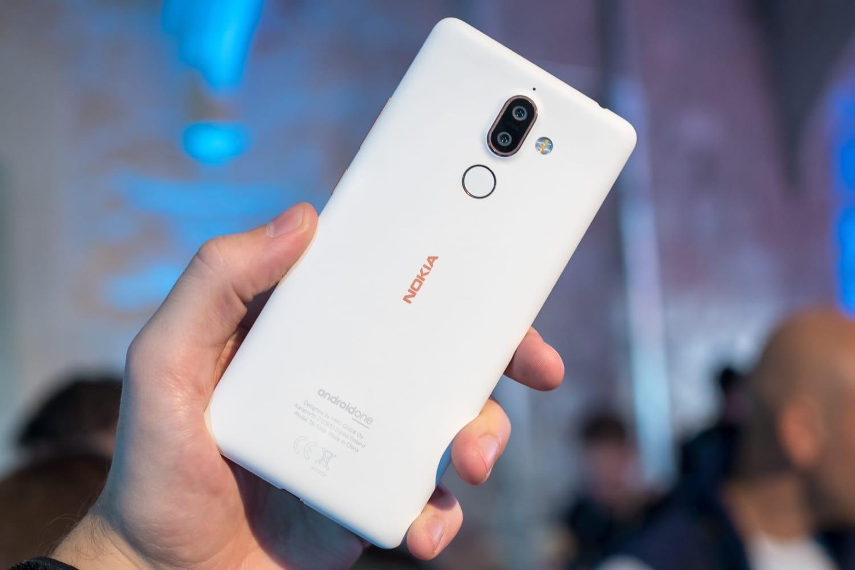 Нокиа работает над телефоном набазе нового процессора Snapdragon 710