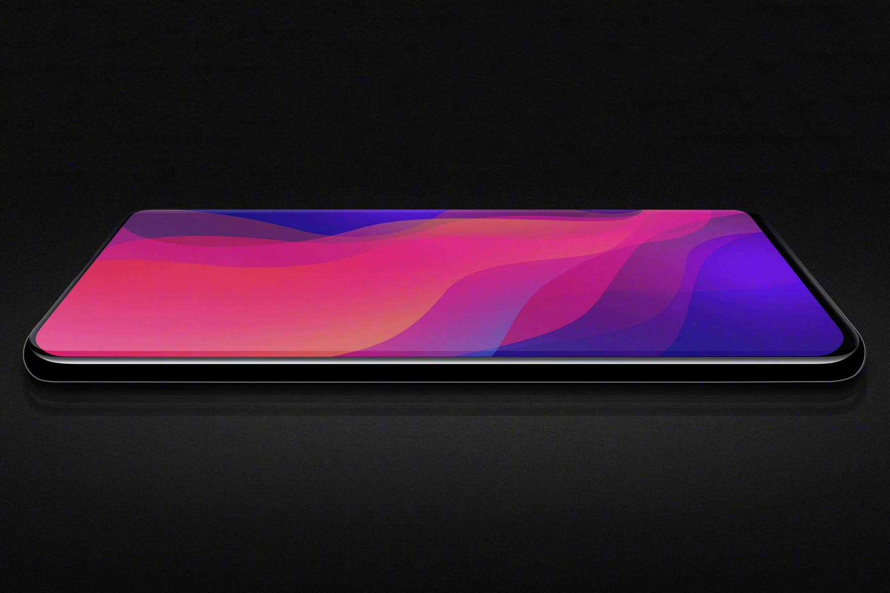 Новый рекорд: дисплей Oppo Find Xзанимает 93,8% площади лицевой панели