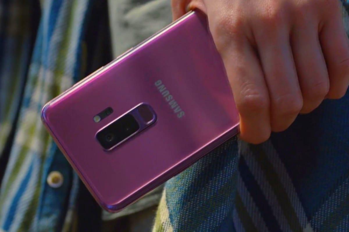 Потенциальный прототип Самсунг Galaxy S10 показался нафото