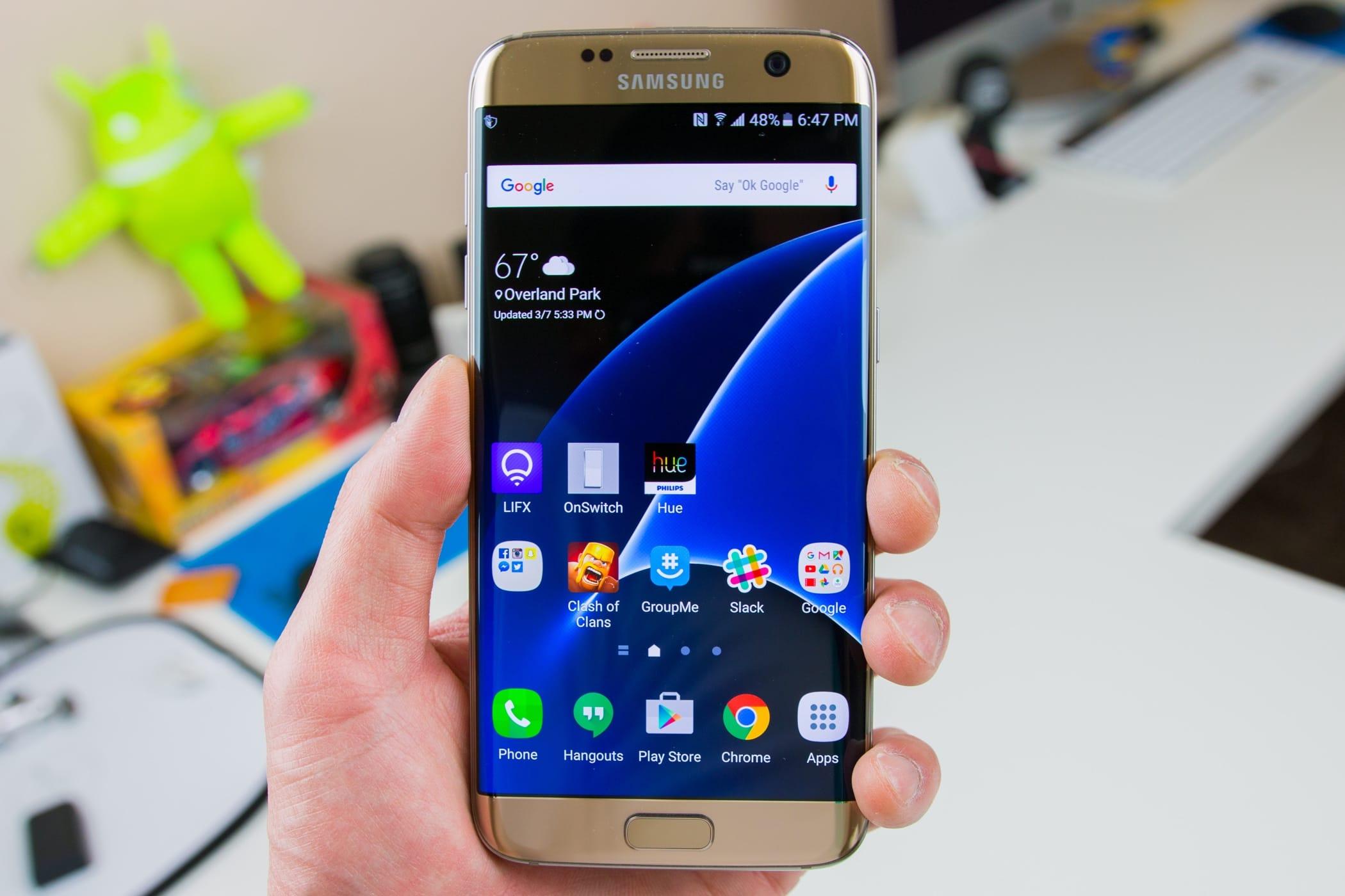 Samsung Galaxy S7 Edge: характеристики и цена