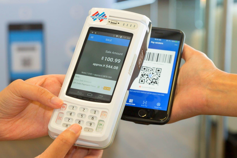 ВРФ заработал китайский платежный сервис WeChat Pay