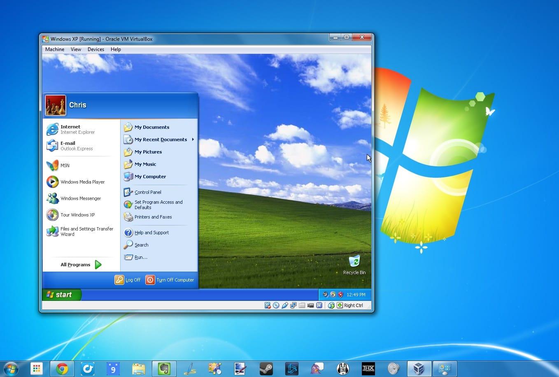 Steam прекратит поддержку ОС WindowsXP иWindows Vista