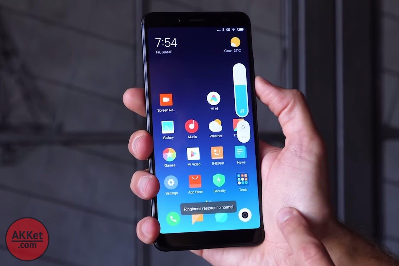 Xiaomi Mi 8 показал фантастическое время автономной работы