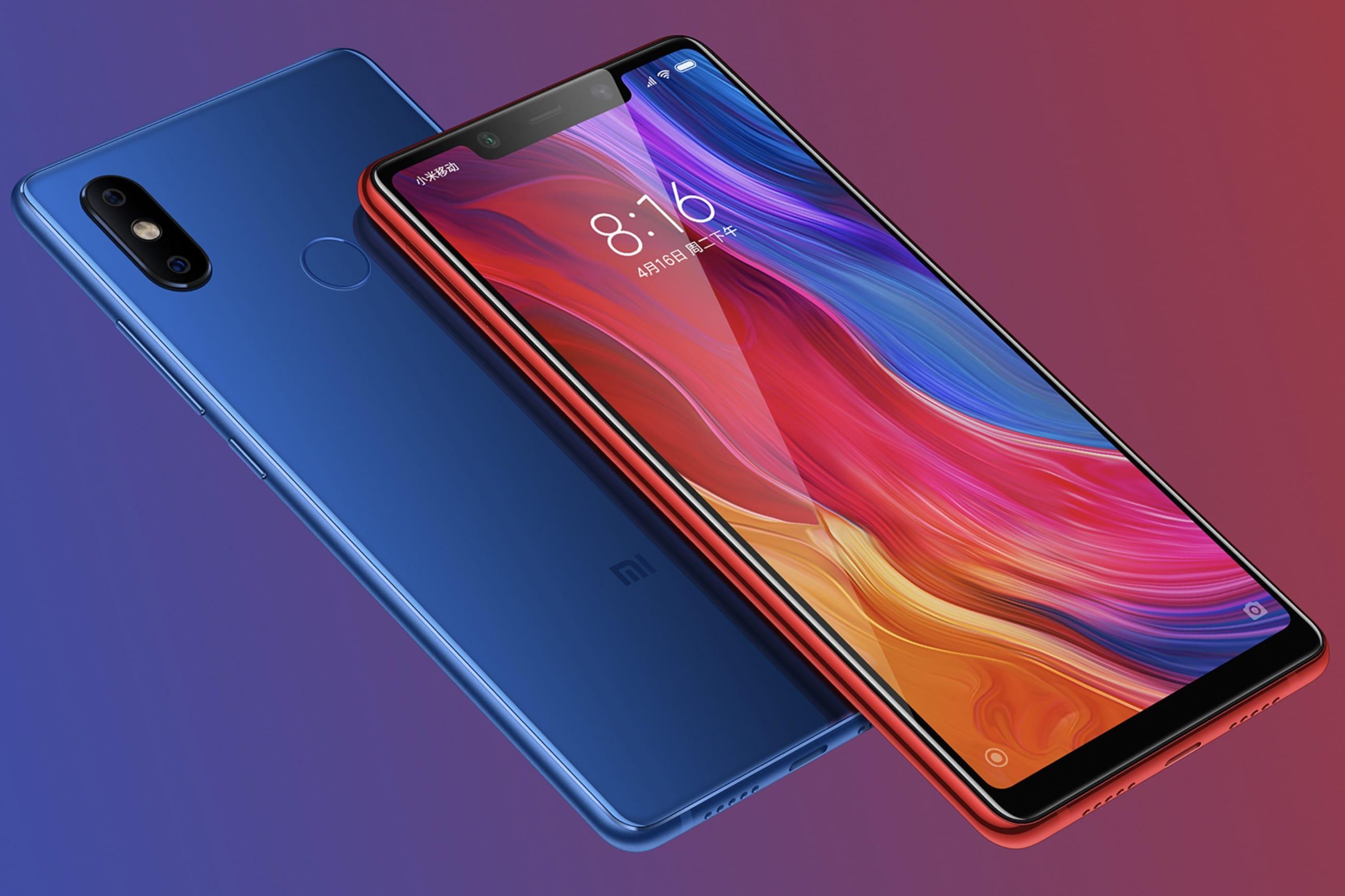 Xiaomi Mi 8i - новий кращий смартфон компанії для міжнародного ринку