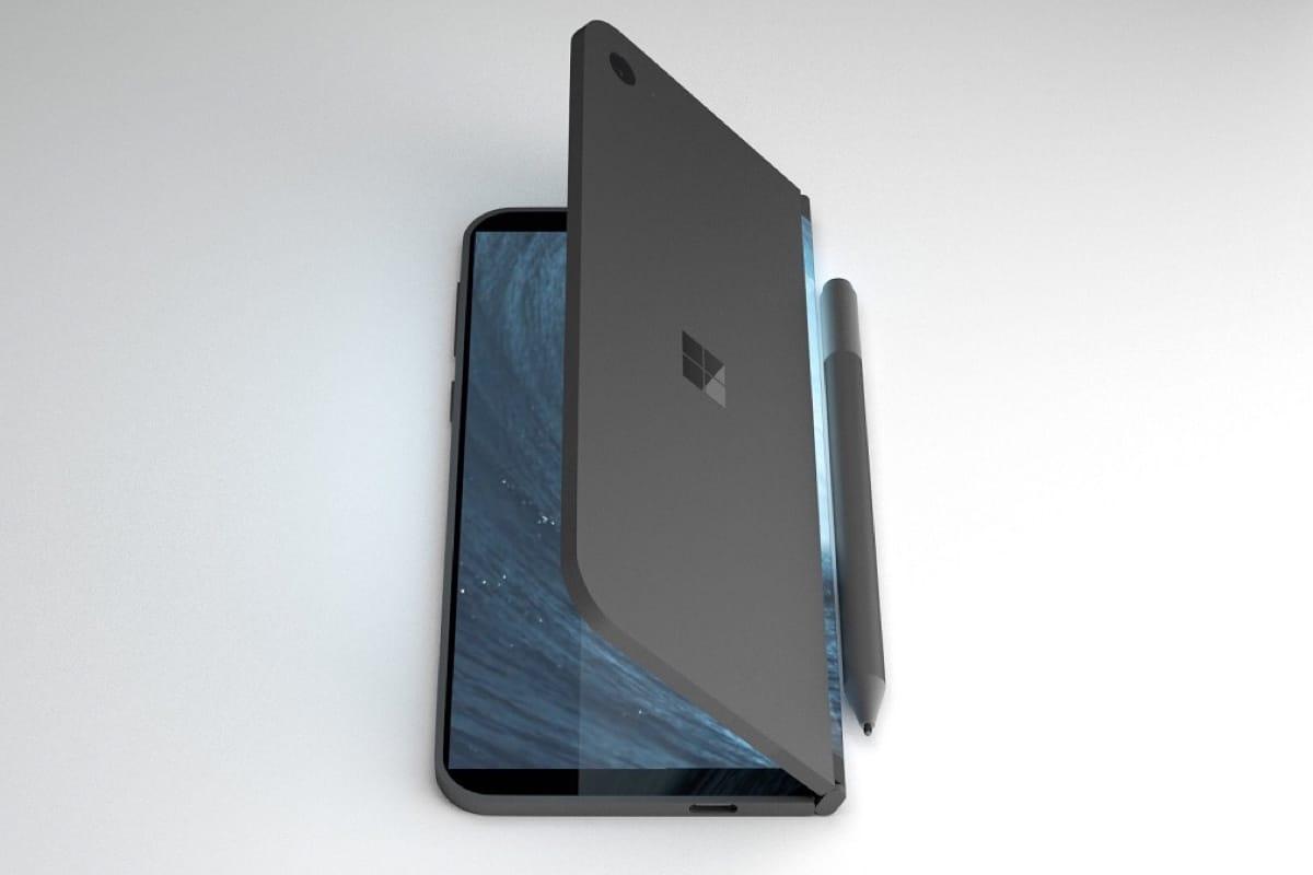 0 Секретный смартфон Andromeda на Windows 10 оказался провалом до выхода на рынок