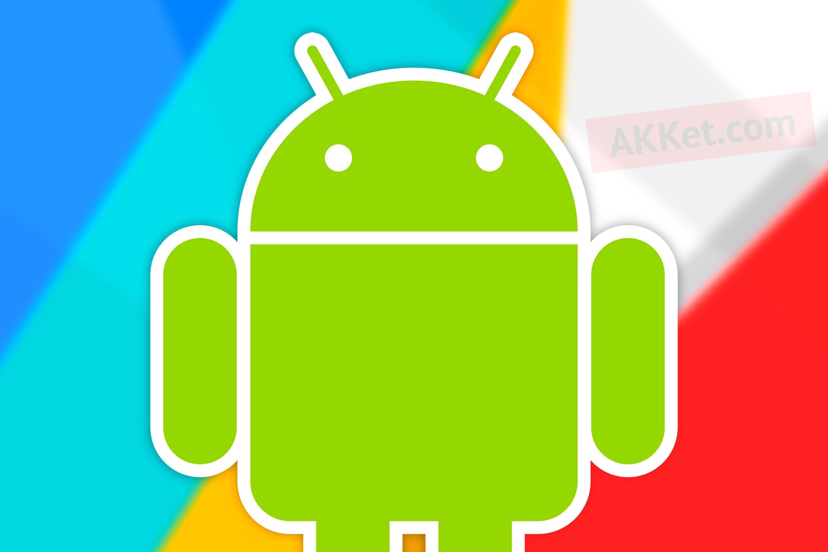 Новый дизайн андроид отGoogle слили всеть