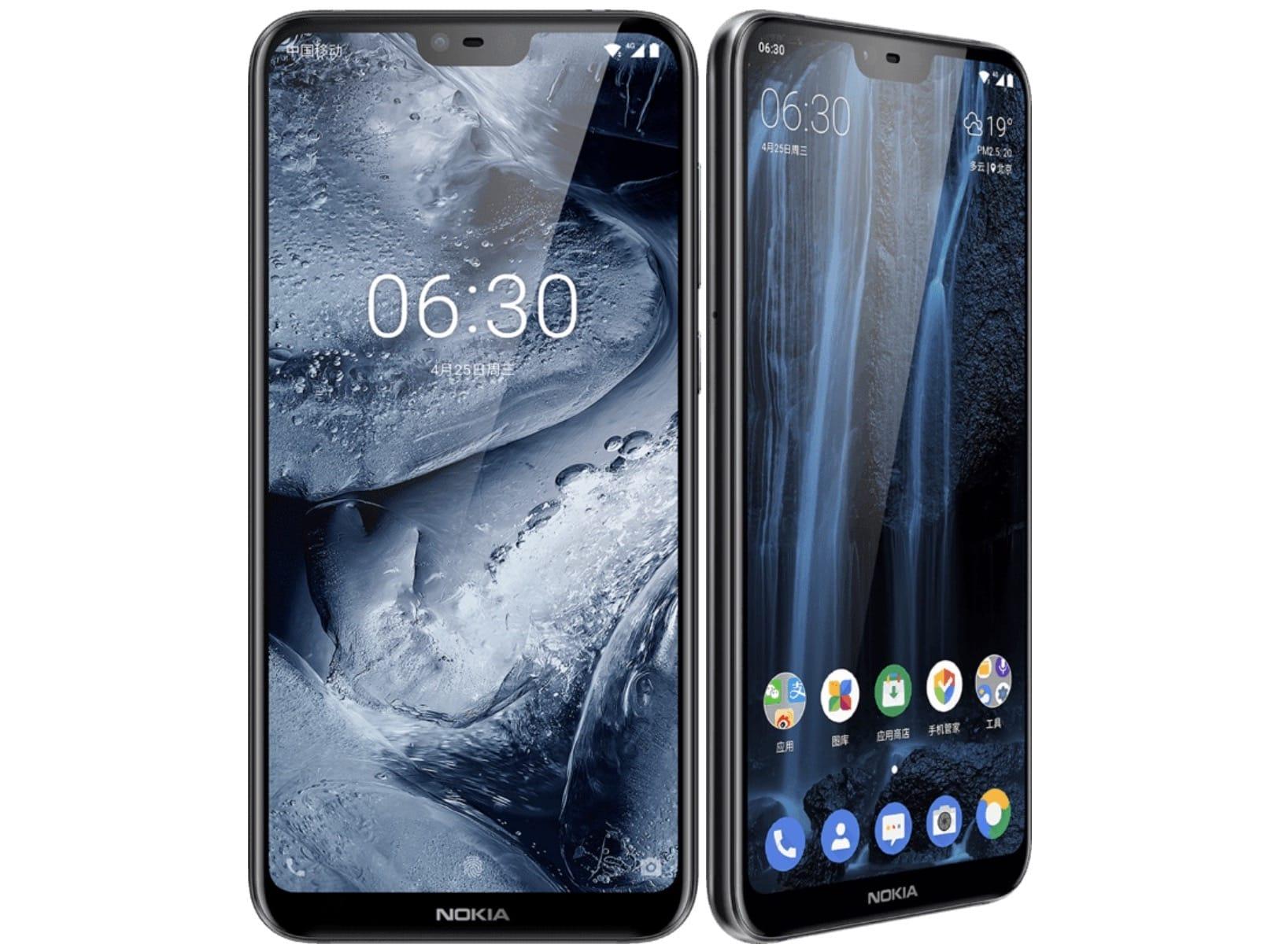 Названа стоимость нового телефона нокиа X6 Polar White