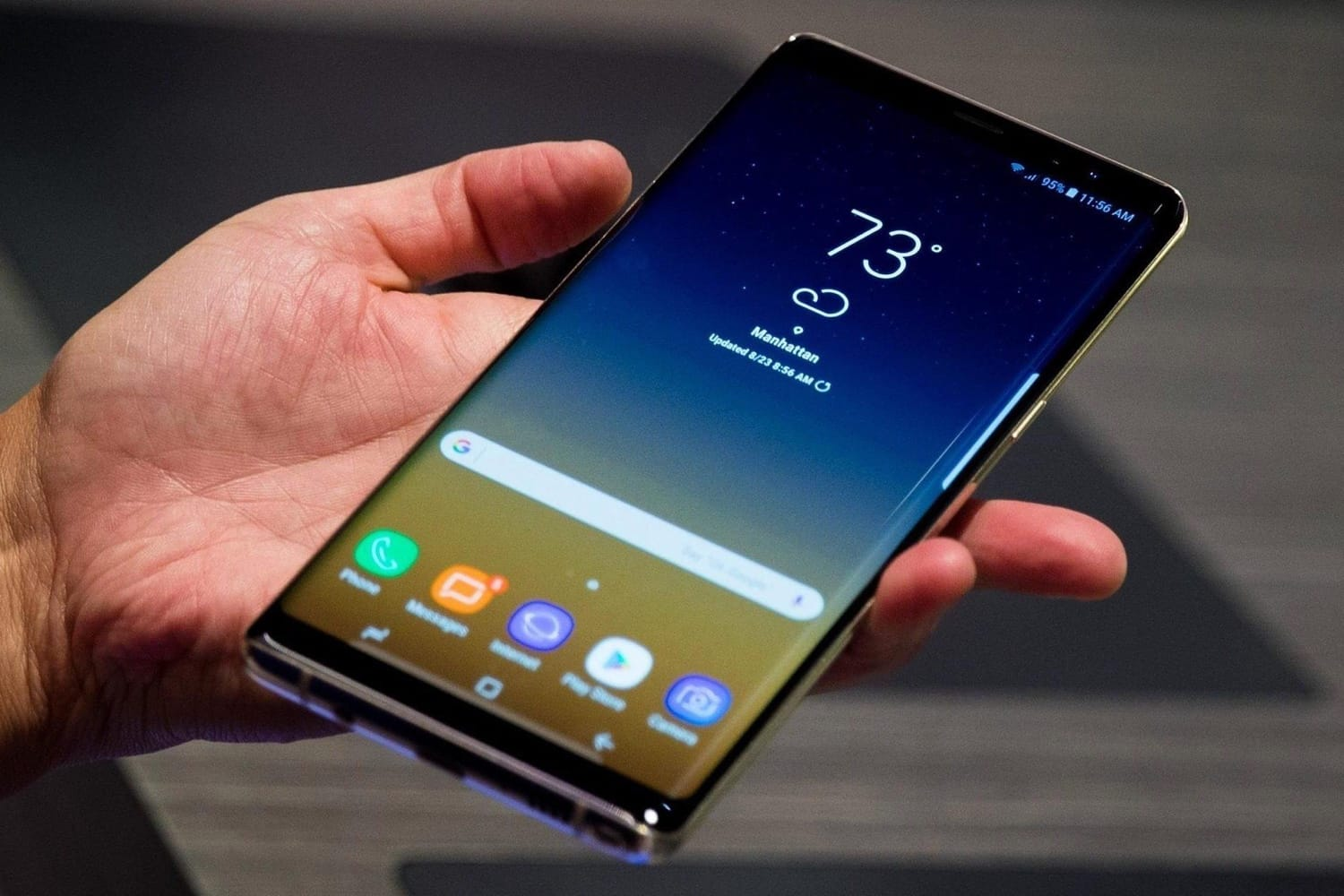 Samsung Galaxy Note 9 за $100 поступил в продажу