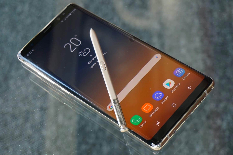 Самсунг Galaxy Note 9 поступит в реализацию доэтого назначенного срока