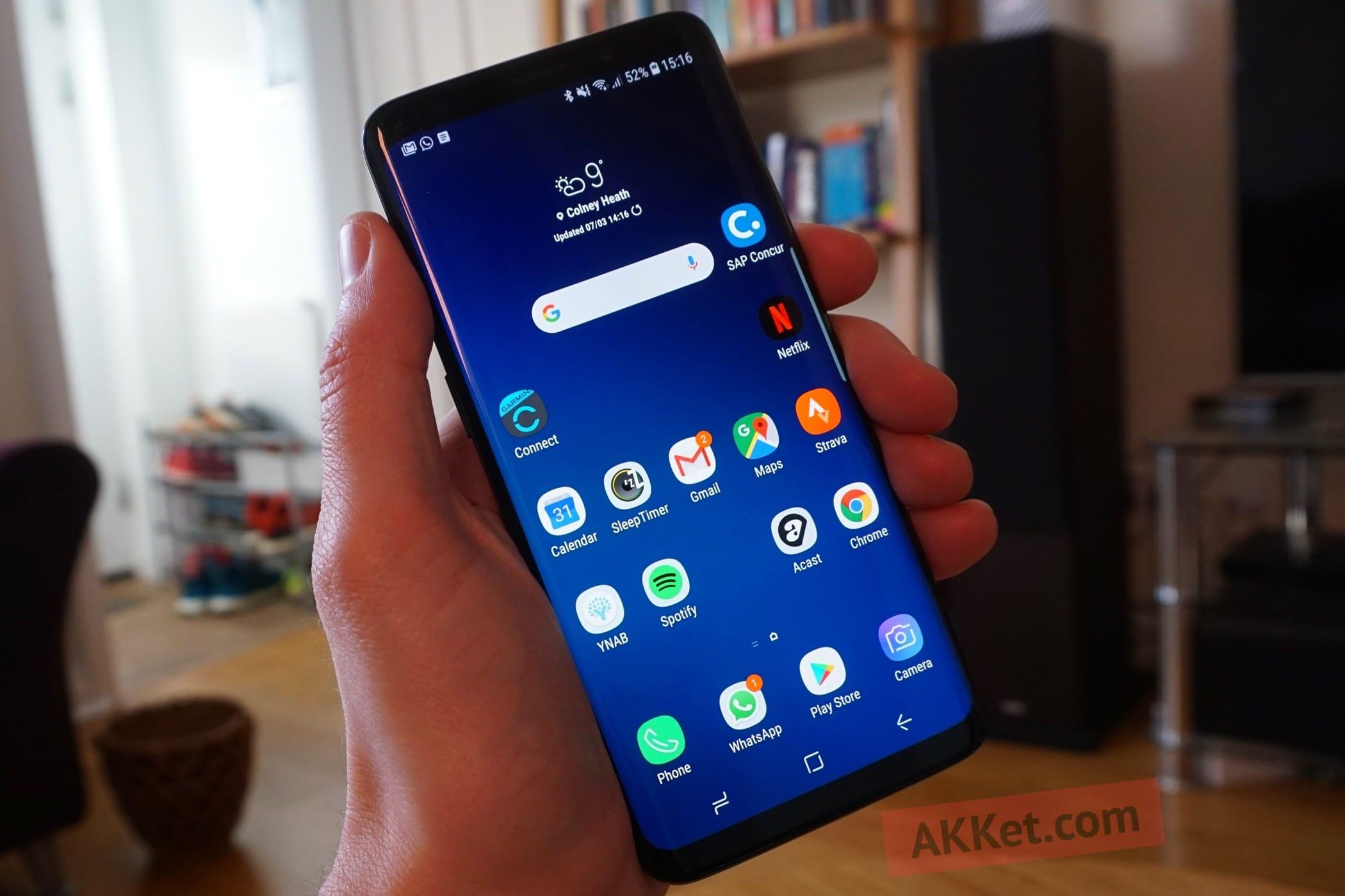 В Российской Федерации рухнули цены на Самсунг Galaxy S9