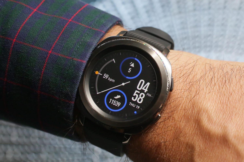 Samsung Galaxy <b>Watch</b> появились на официальном сайте до ...