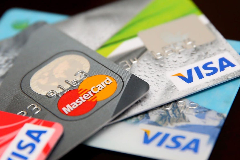 Поздравление, картинки банковских карточек