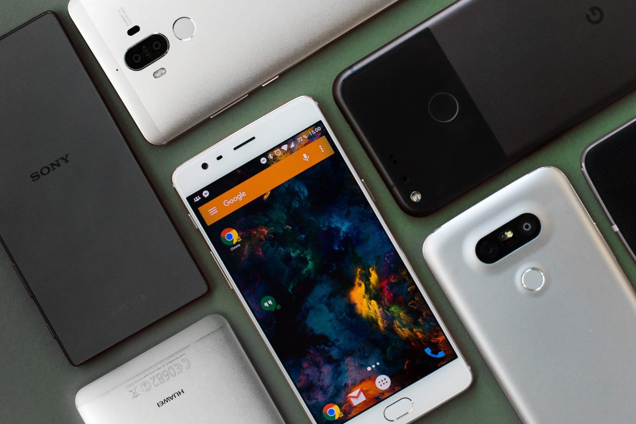 Составлен рейтинг самых реализуемых телефонов мира