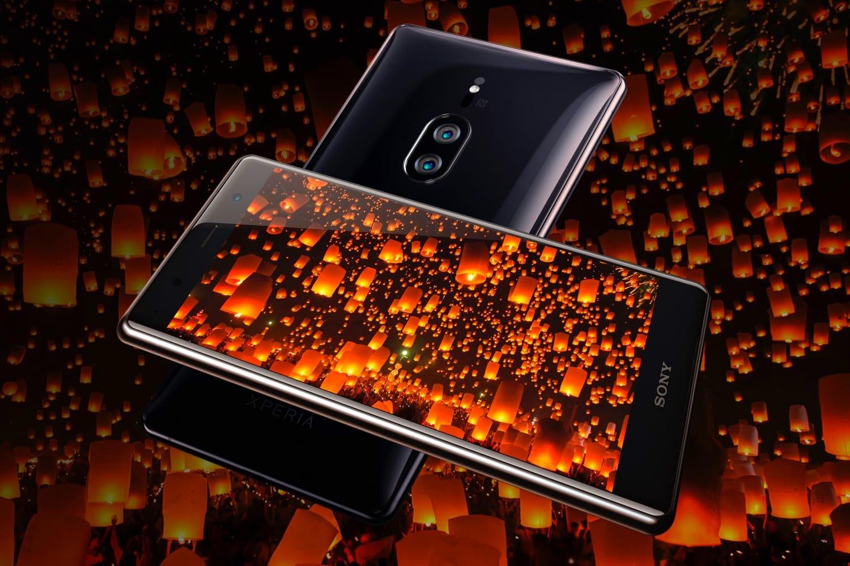 Новый смартфон Сони Xperia XZ2 премиум оказался самым тяжелым среди флагманов