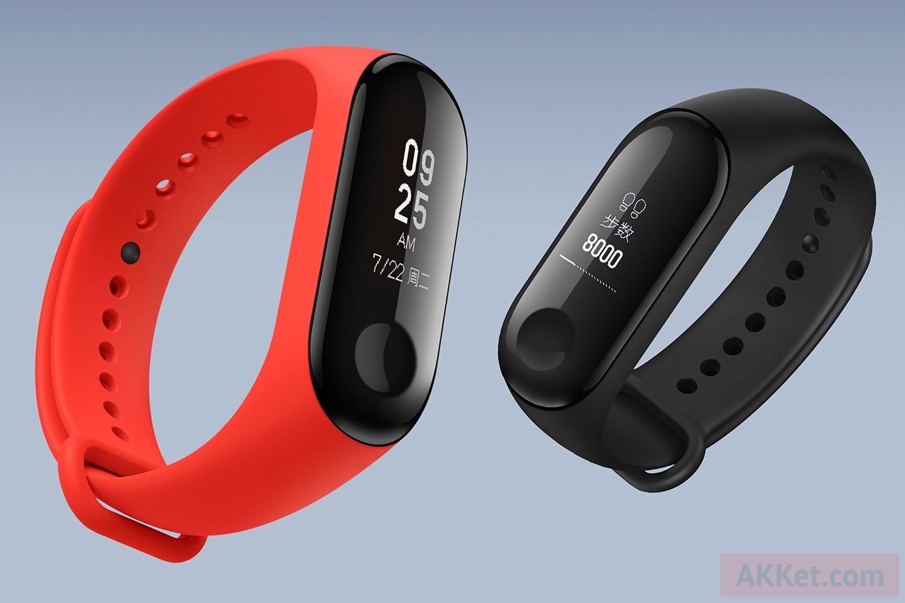 Xiaomi Mi Band 3 Test