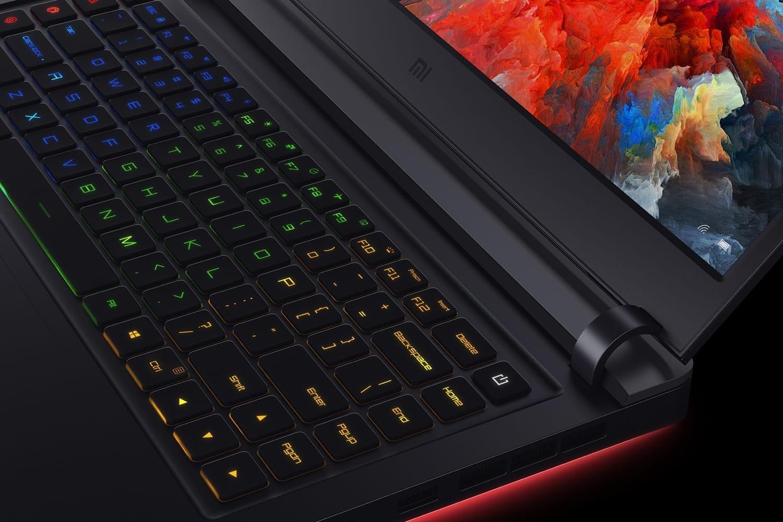 Xiaomi готовит квыходу новый игровой ноутбук
