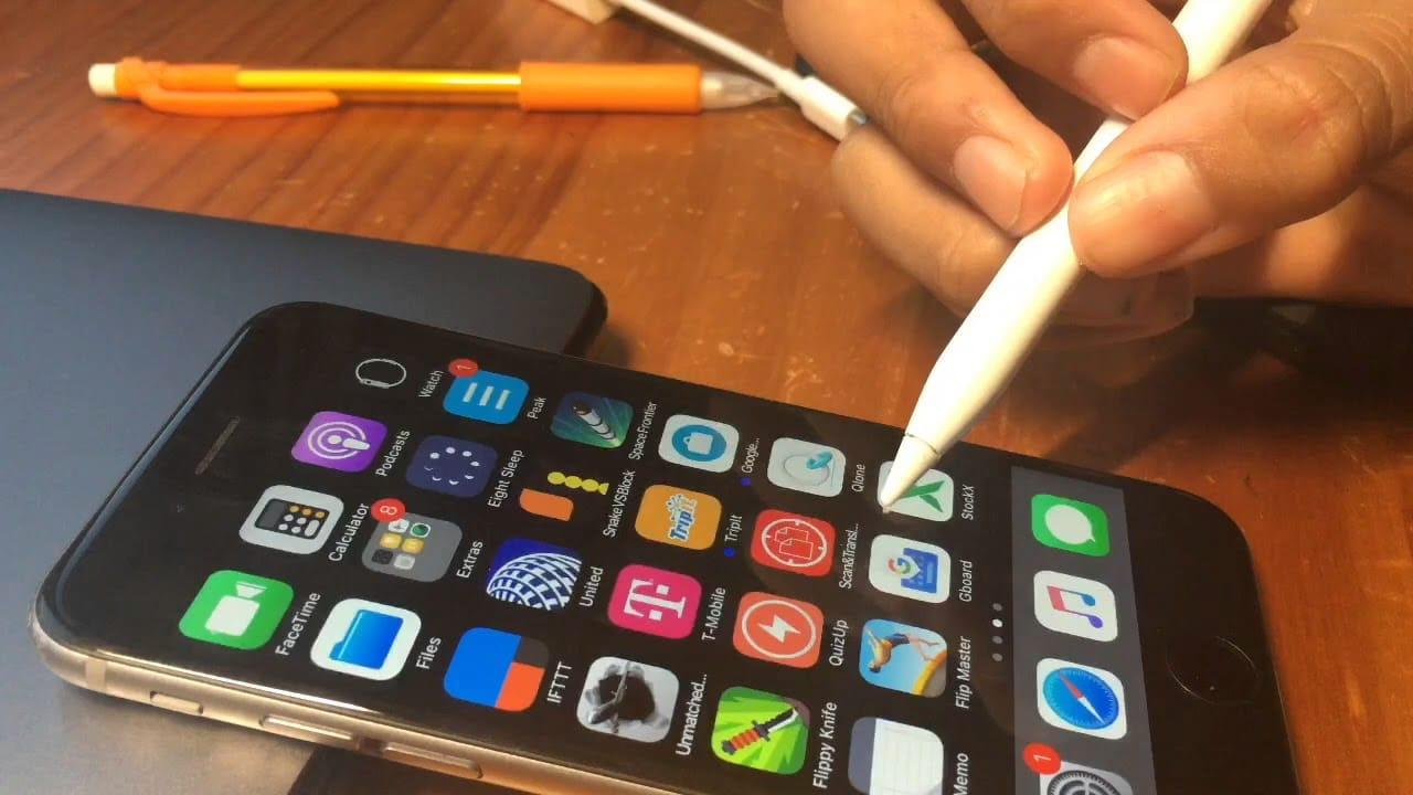 Специалисты поведали, как использовать Apple Pencil нановых iPhone