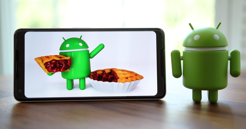 Смартфоны Google Nexus 6 и Nexus 5X обновились до Android Pie