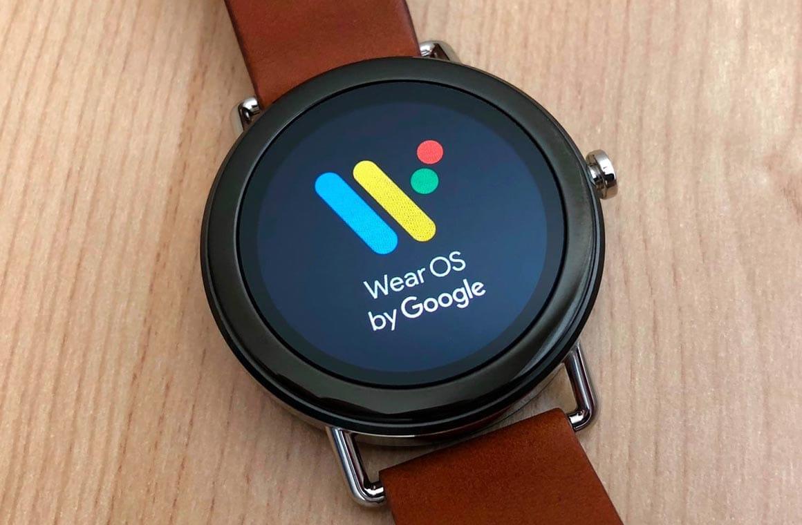 ВGoogle обновили платформу для смарт-часов WearOS
