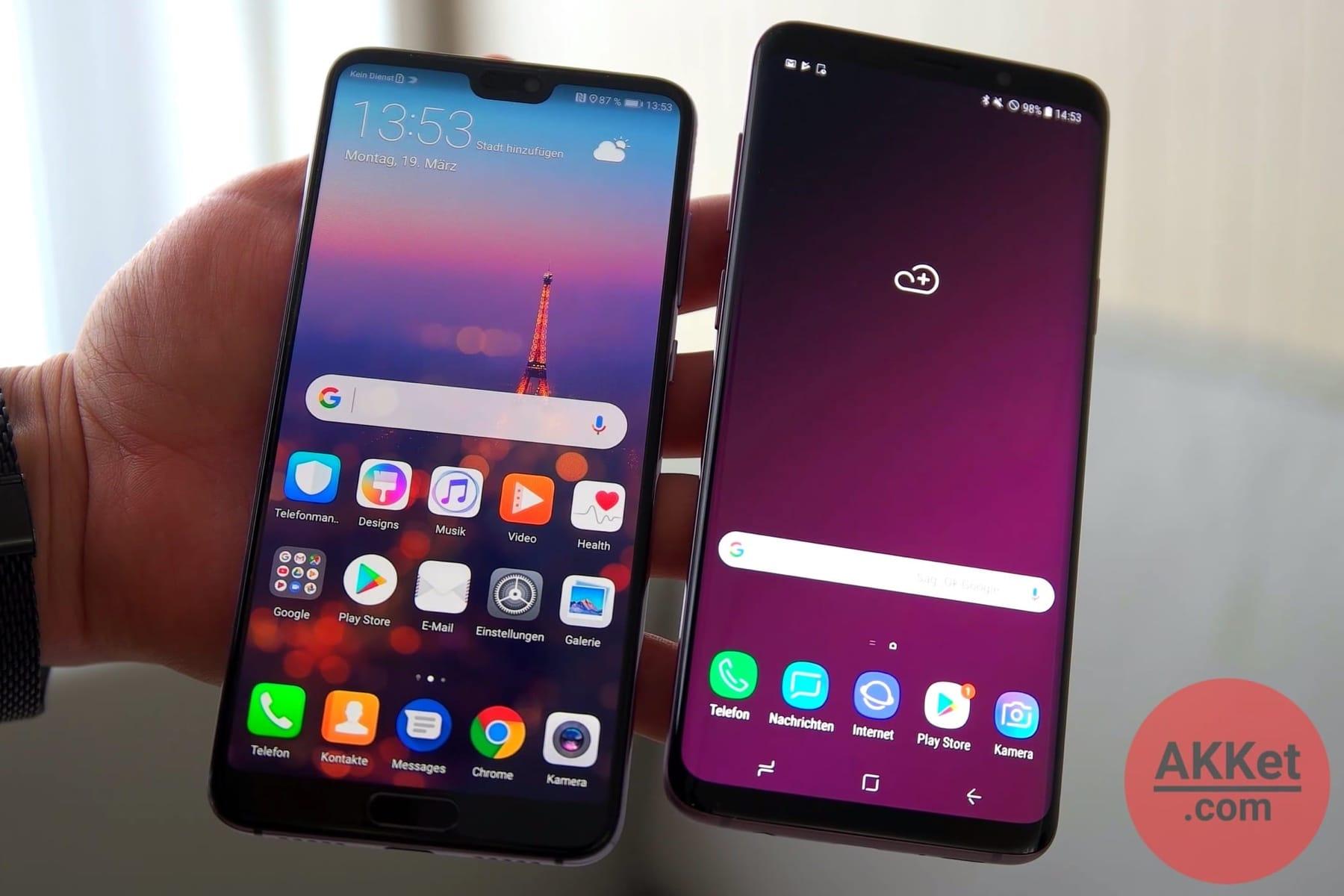 Huawei запускает в РФ программу обмена старых телефонов нановые