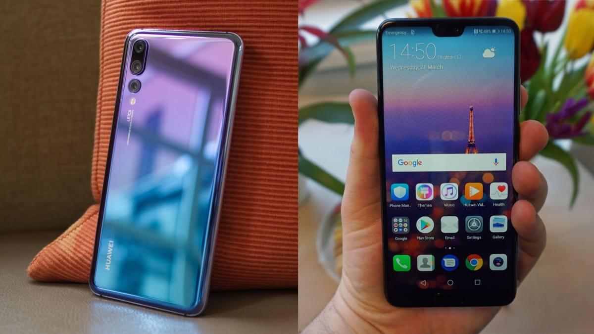 Huawei P20 Pro— лучший смартфон текущего года. Рейтинг EISA