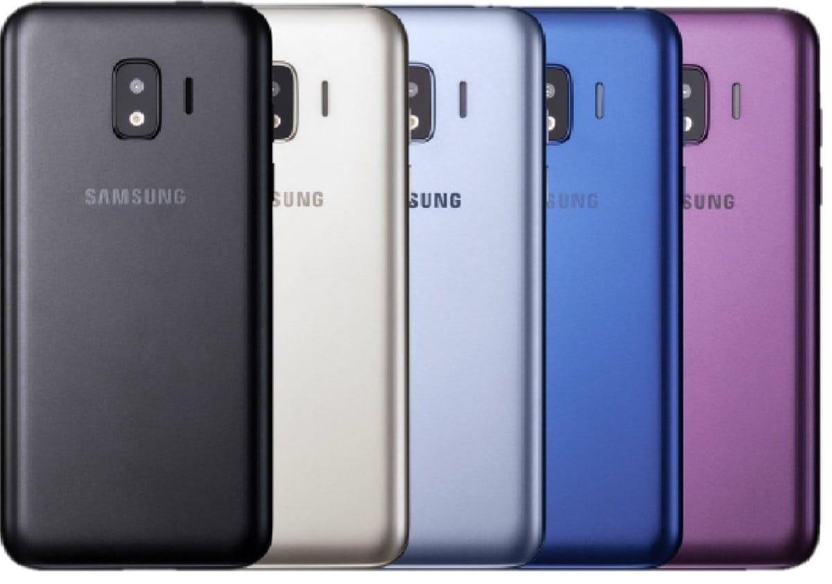 1-ый смартфон Самсунг наплатформе андроид Goпоказался нарендере