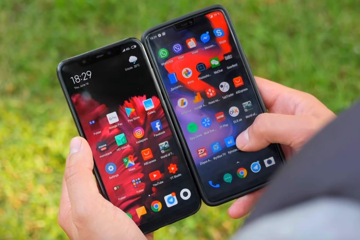 Google запретил делать мобильные телефоны на андроид со трудными вырезами