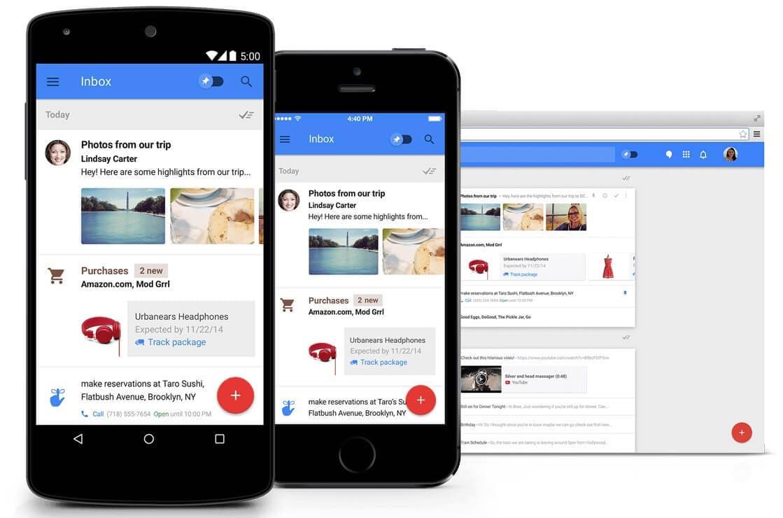 В 2019г. Google закроет почтовый сервис Inbox