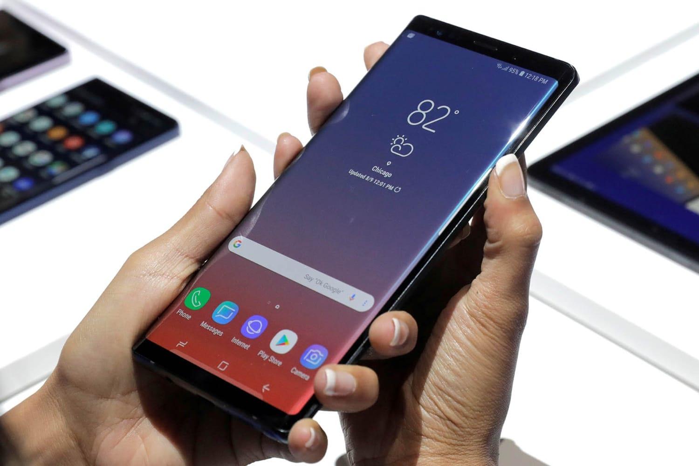 0 Продажи Samsung Galaxy Note 9 по всему миру запретят