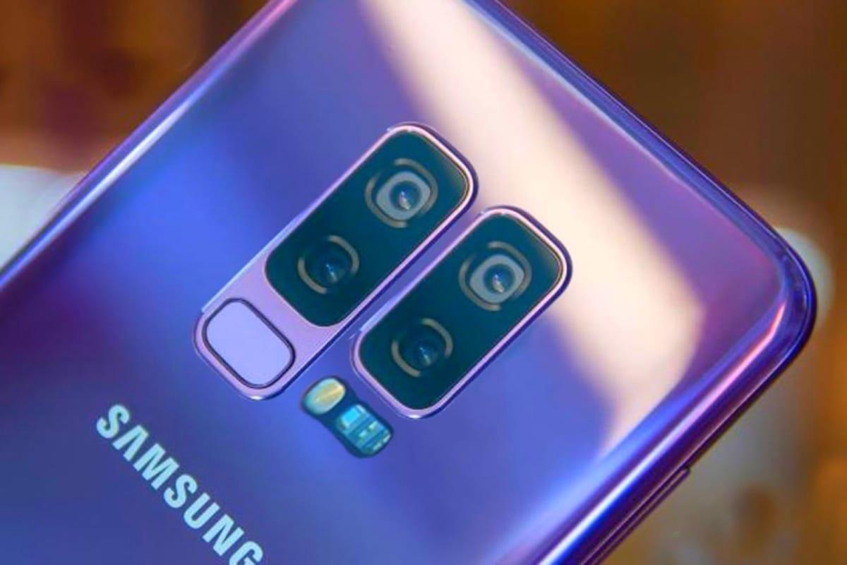 Андроид 9.0 Pie на Самсунг Galaxy S9+ показали навидео