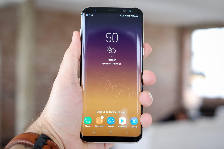 Копия Samsung Galaxy S8 в СтаромОсколе
