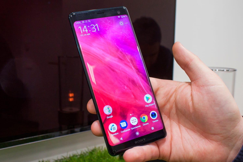 Новый смартфон Сони Xperia XZ3 оценен в800евро