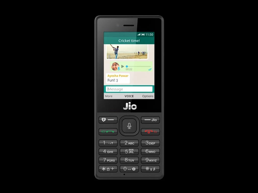 Мессенджер WhatsApp стал доступен накнопочных телефонах