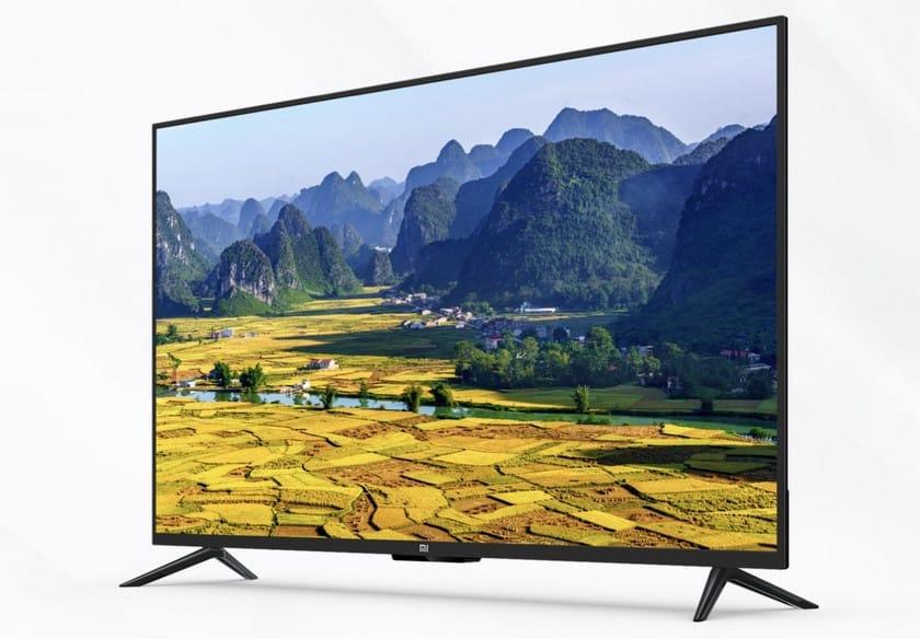 Xiaomi представила шикарные телевизоры Mi TV на Android TV
