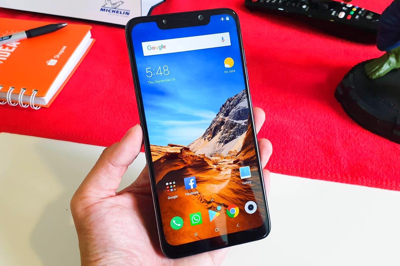 Pocophone F1 Xiaomi