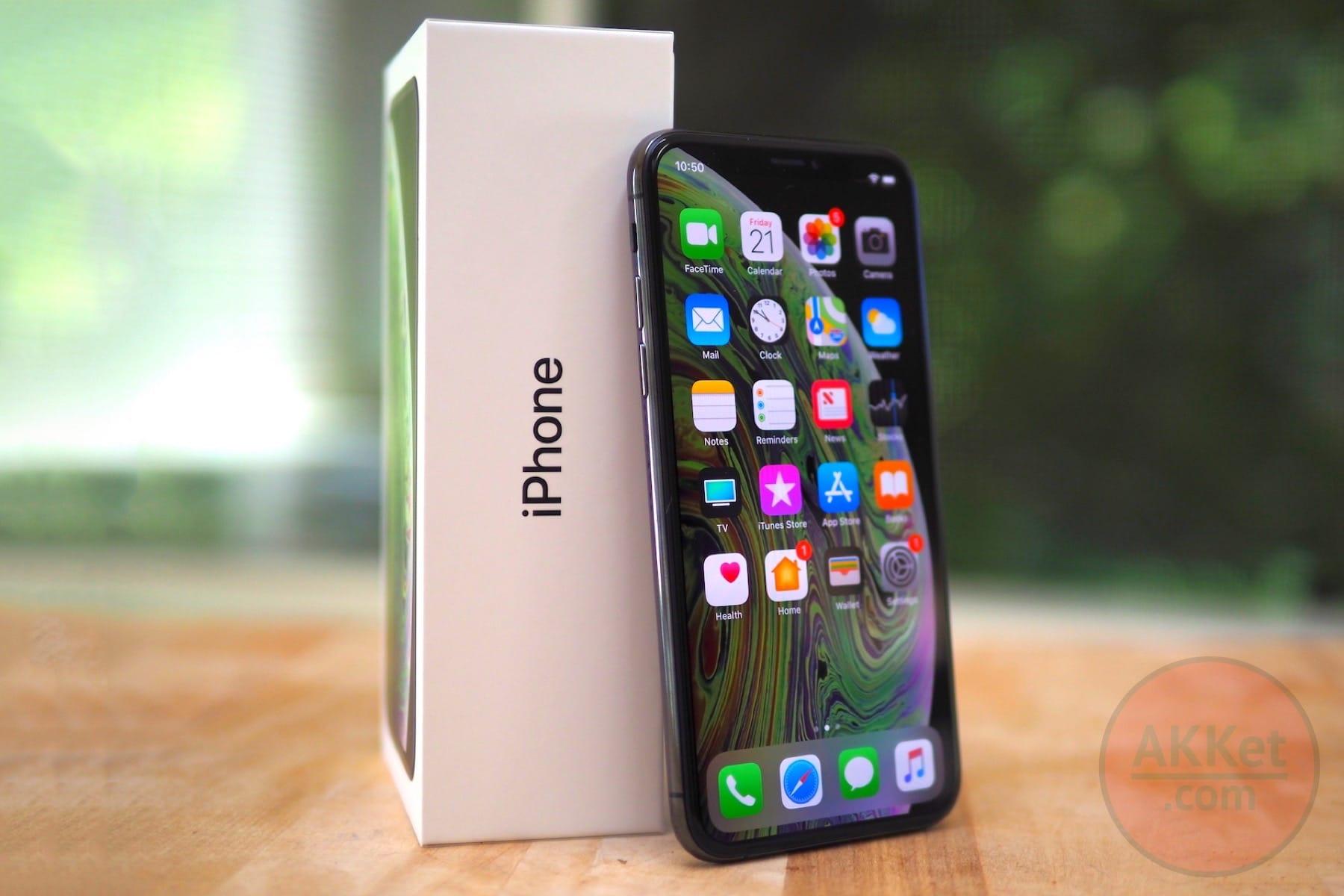 На «Авито» реализуют места вочереди заiPhone Xs