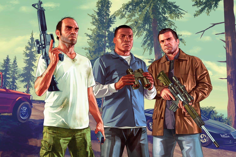 Grand Theft Auto III v1.06 (MOD, много денег) » …